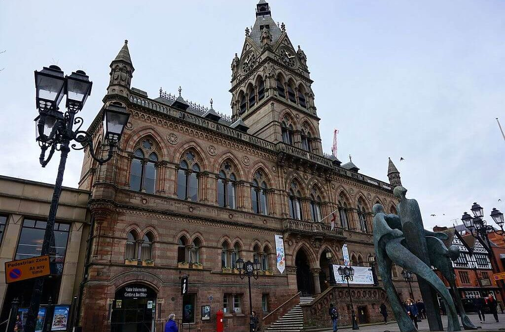 Learn About Chester In Cheshire
